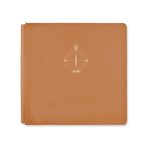 12X12  Copper Happy Camper Album Cover