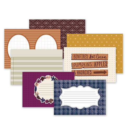 It's Fall Y'all Variety Mat Pack (24/pk)