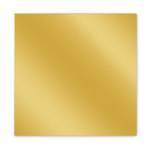 Gold Shimmer 12x12 Cardstock Paper Pack (10/pk)