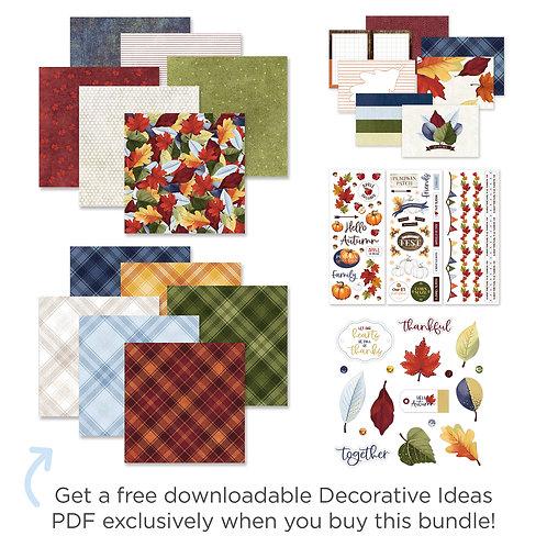 Hello, Autumn Decorative Bundle