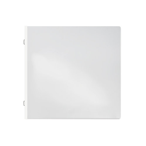 12x12 Top Loading Single Pocket Page for (12/pk)