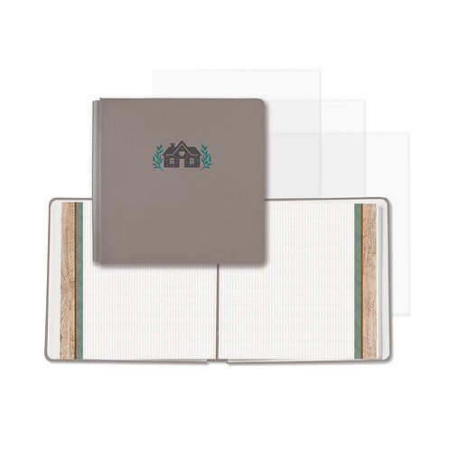 12x12 Mocha Homestead Fast2Fab™ Album