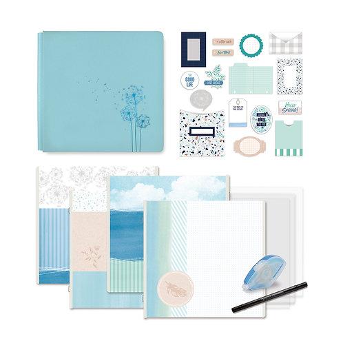 Sky Blue Spring Medley Fast2Fab™ Bundle