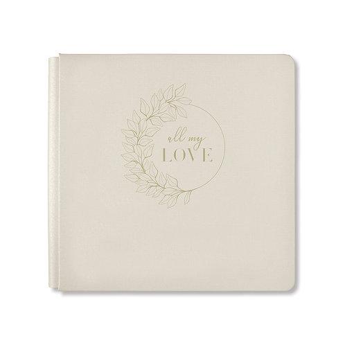 2X12  Pebble Gray All My Love Album Cover