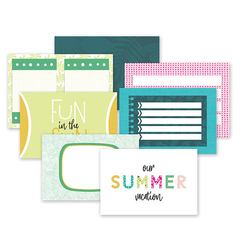 Summertime Mat Pack (24/pk)