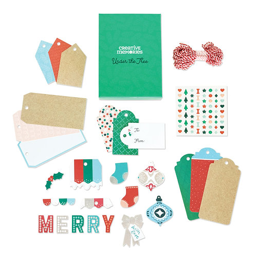 Under the Tree Tag Kit