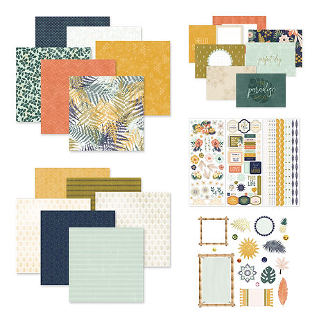 Creative-Memories-Boho-Scrapbooking-Kit-