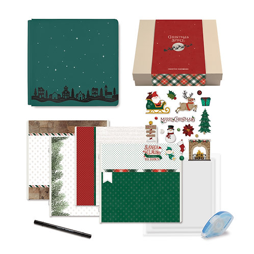 Christmas Spirit Gift Box Bundle