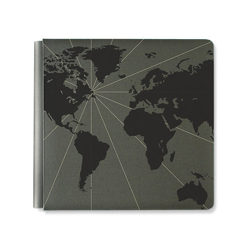12x12 Black Forest Travel Log Album Cover