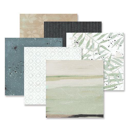 Natural Disposition Paper Pack (12/pk)