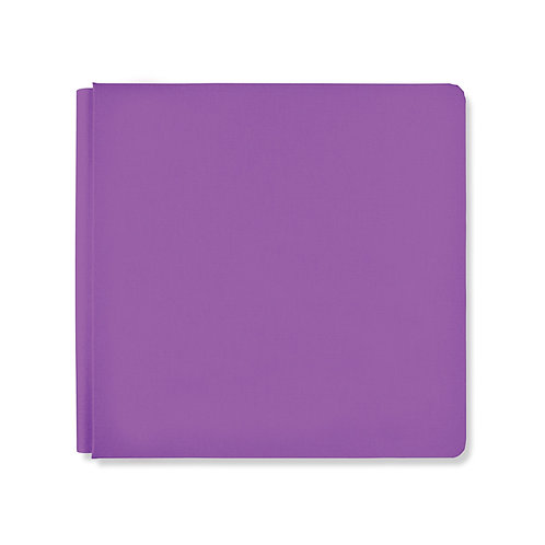 12x12 Purple Grape Album Cover