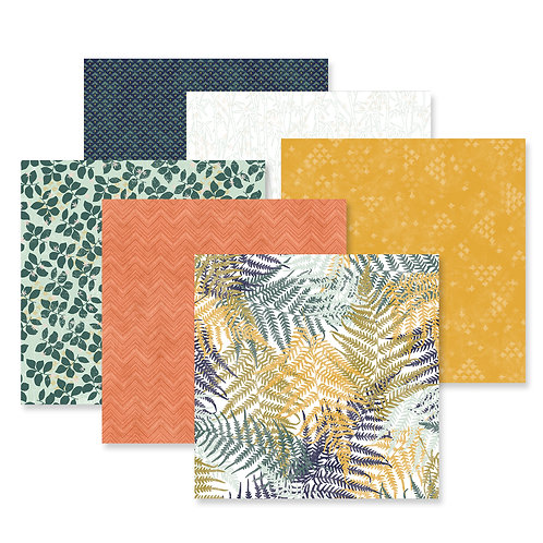 Boho Escape Paper Pack (12/pk)