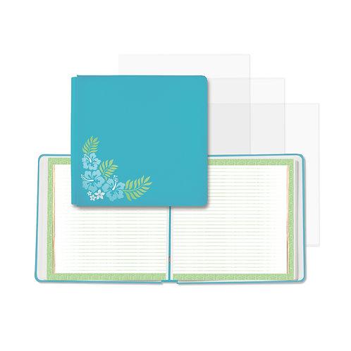 12x12 Turquoise Vitamin Sea Fast2Fab™ Album
