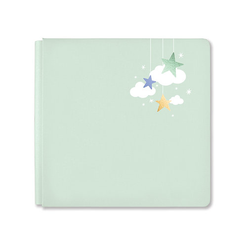 12X12 Seafoam Little Dreamer Album Cover