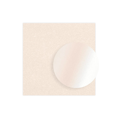 12x12 Shell Shimmer Solid Cardstock (10/pk)
