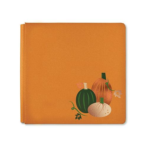 12X12  Orange Spice Full Moon Fun Album Cover