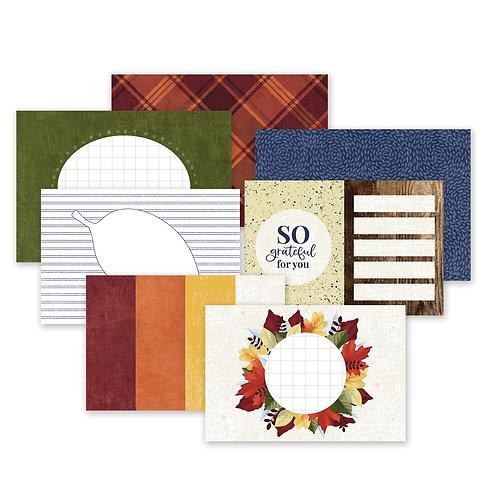 Hello, Autumn  Mat Pack (24/pk)