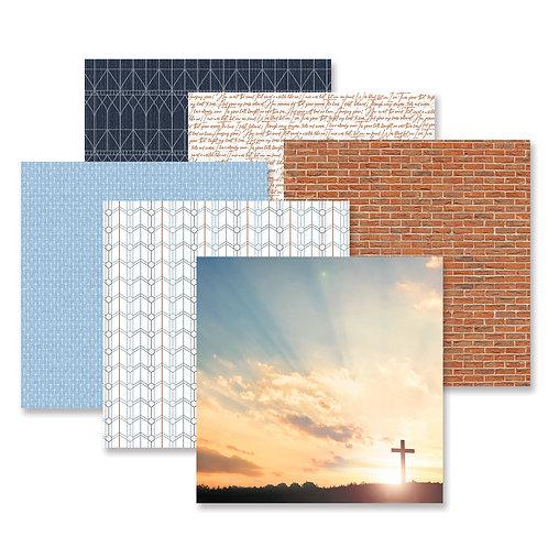 Keep the Faith Paper Pack (12/pk)