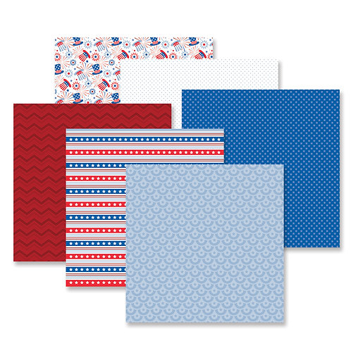 United We Stand Paper Pack (12/pk)