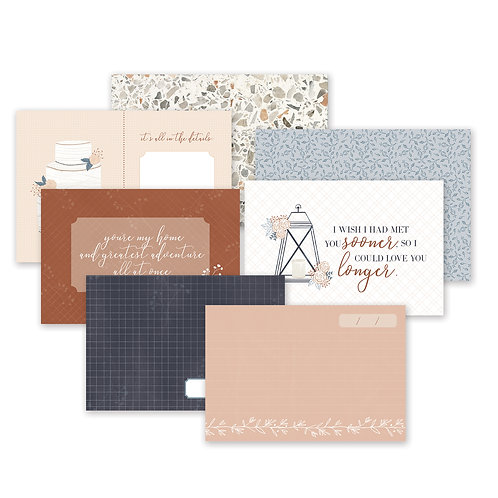All My Love  Variety Mat Pack (24/pk)