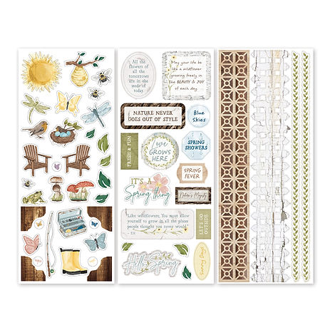 Creative-Memories-Spring-Stickers-For-Sc