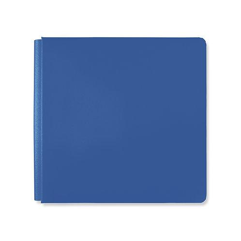 12x12 Classic Blue Album Cover