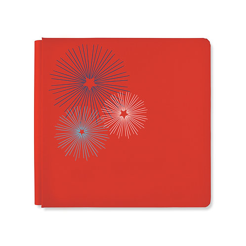 12X12 True Red Festive Fourth Album Cover