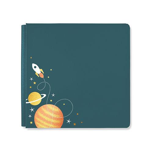 12X12  Cosmos Blue Album Cover