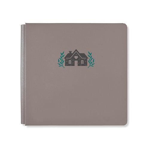 12X12  Mocha Homestead Album Cover