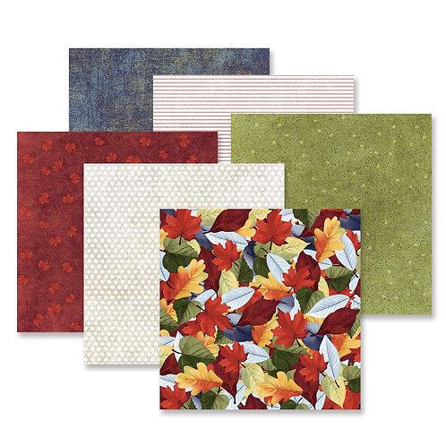 Hello, Autumn Paper Pack (12/pk)