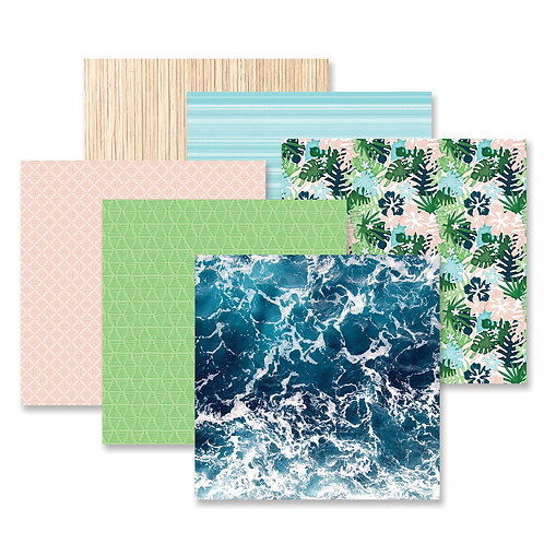 Vitamin Sea  Paper Pack (12/pk)