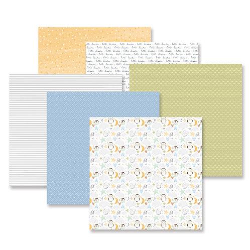 Little Dreamer Paper Pack (12/pk)