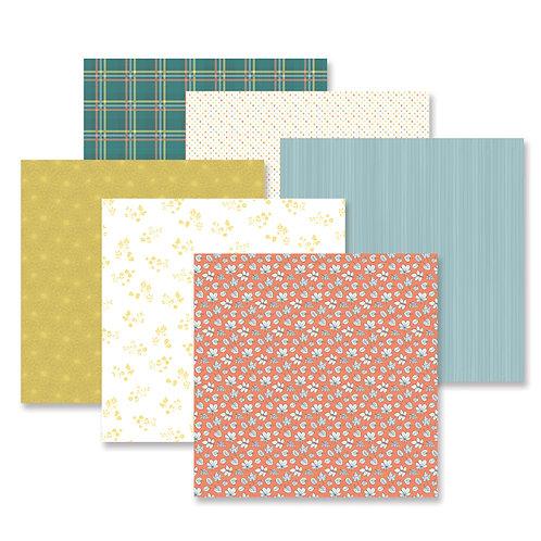 Harvest Delight Paper Pack (12/pk)