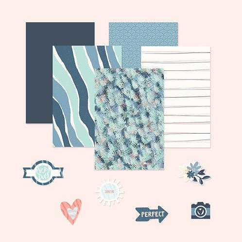 Happy Album Kit #24