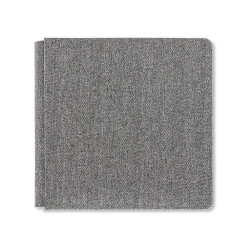12x12 Heathered Tweed Album Cover