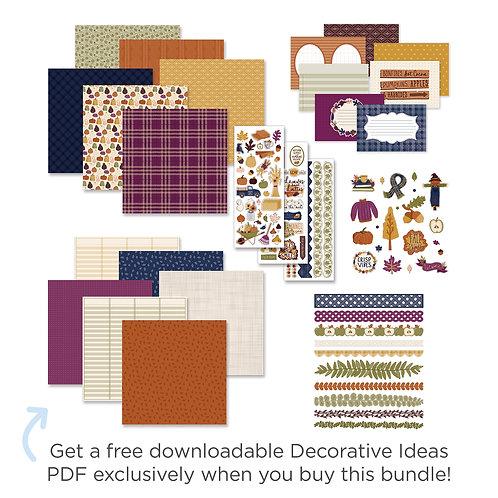 It's Fall Y'all Decorative Bundle