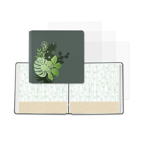 12x12 Stone Green Escape Fast2Fab™ Album
