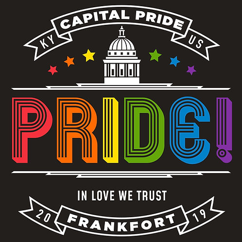 2019 Capital Pride Ky T-Shirt