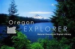 Oregon Explorer Data Base