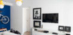 design, interiores, decoração, apartamento, loft, studio, pequenos espaços, pequeno, moderno, jovem, colorido, arte