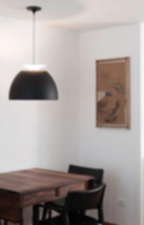 design, decoração, decor, iluminação, luminotécnica, apartamento, moderno, lumini, bossa, luminária, reka