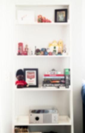 design, interiores, decoração, apartamento, loft, studio, pequenos espaços, projeto, moderno, jovem, colorido, arte
