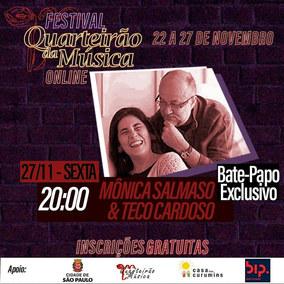 I. Festival on-line do Quarteirão da Música