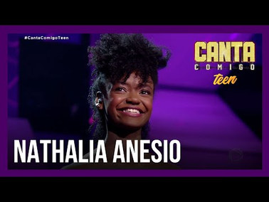 Nathalia Anesio no Canta Comigo Teen