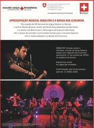 Concerto com Sebalter