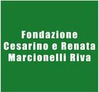 Fondazione cesarino e Renata Marcionelli Riva