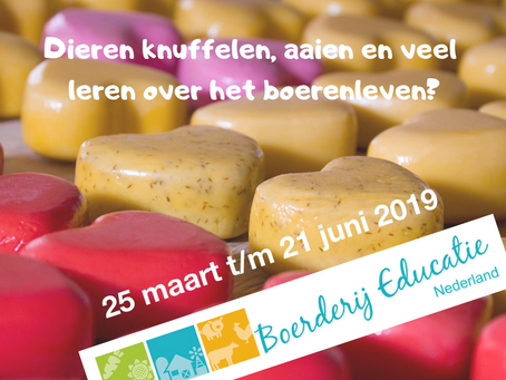 Boerderij Educatie NL 2019