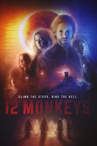 12 Monkeys, Season 4 poster