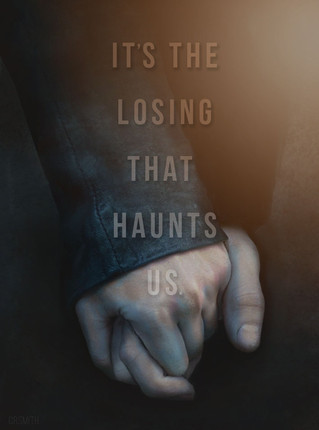 the losing