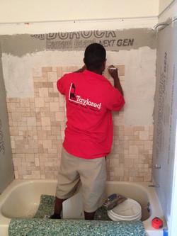 Remodel Tile Work